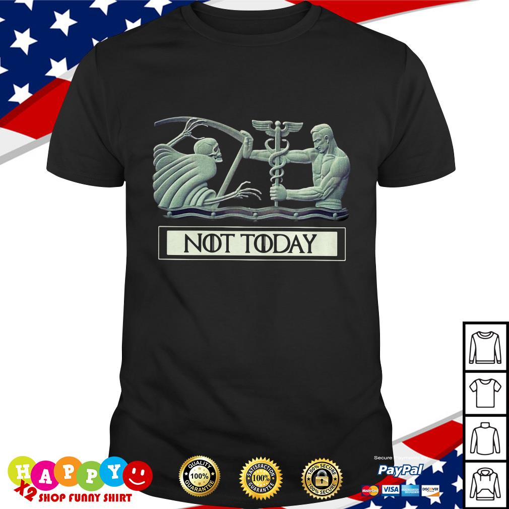Angel and Devil not today Game of Thrones shirt by T-shirtat