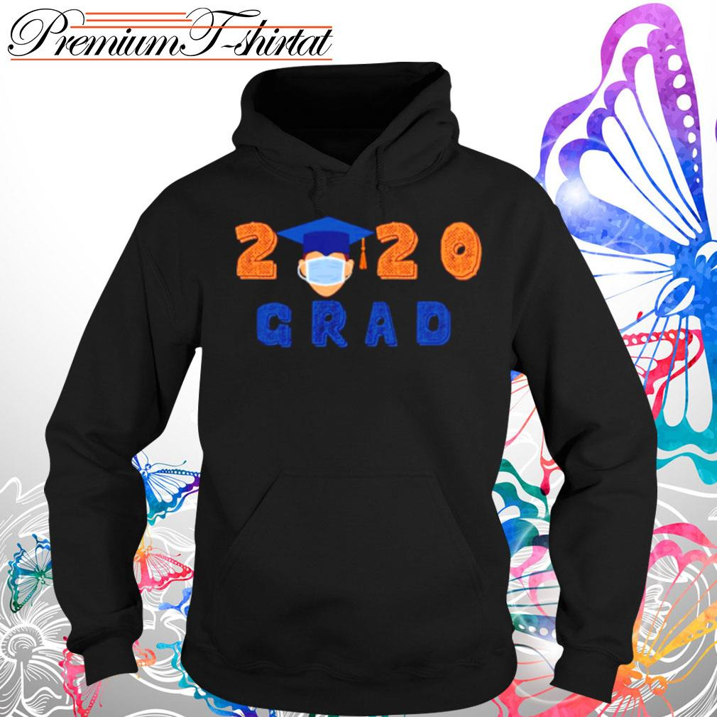 2020 GRAD -Graduated During Quarantine s Hoodie