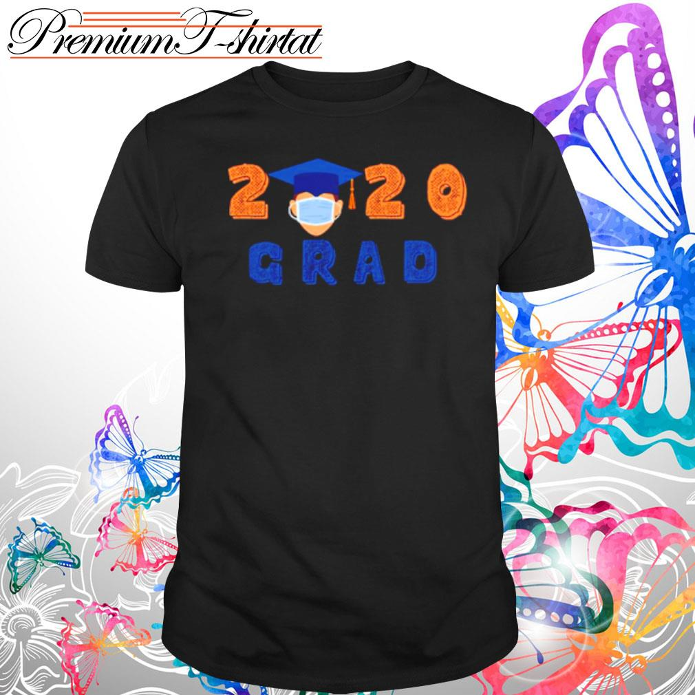 2020 GRAD -Graduated During Quarantine shirt