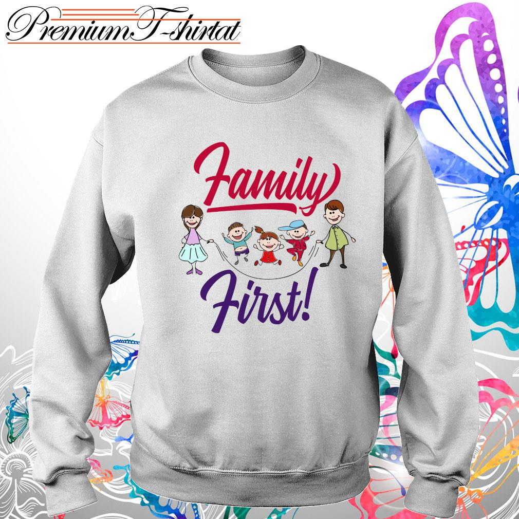 Children family first s Sweater